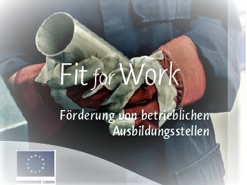 Fit vor Work