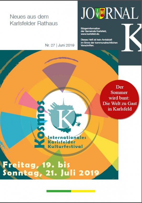 Titelblatt_Journal K vom 26.06.2019